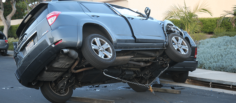 Causes of Rollover Crashes