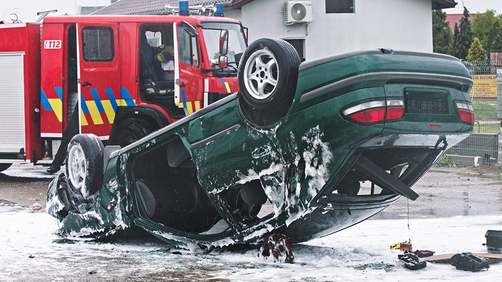 Vehicle Accident Lawyer in Clinton