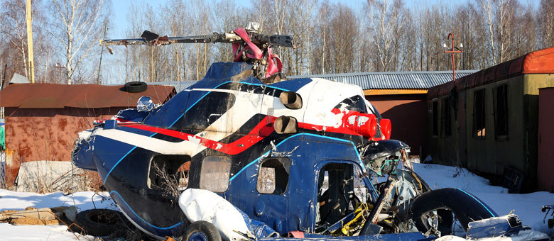 Helicopter Crash Litigation: What to Expect