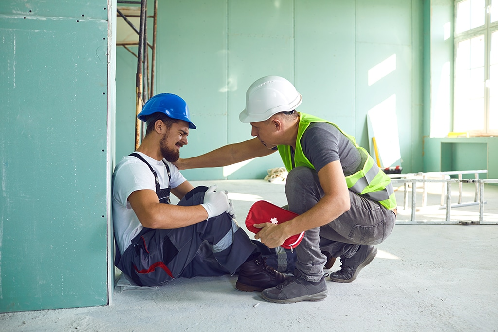 Construction Site Accident Lawyer in Warren