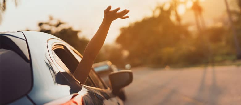 4 Dangers of Summer Driving