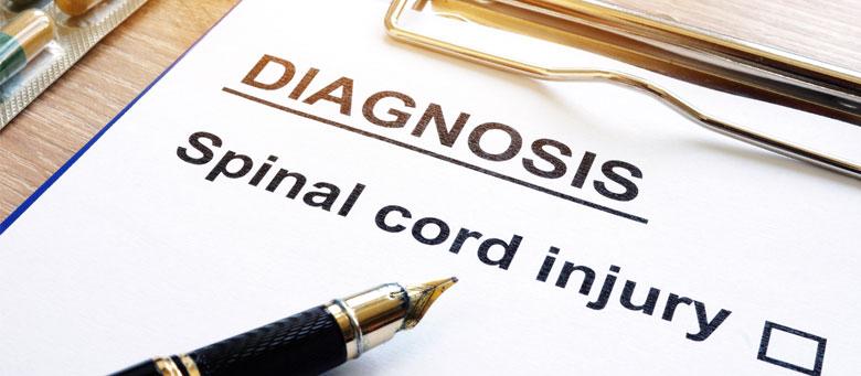 Spinal Cord Injury Claim
