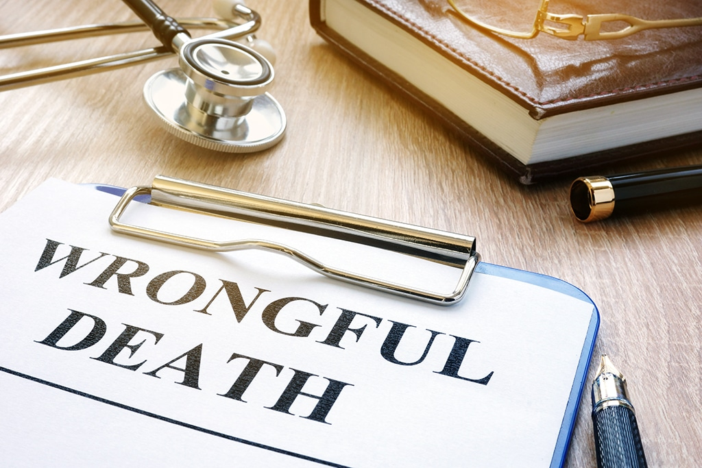 Wrongful Death Lawsuit in Canton