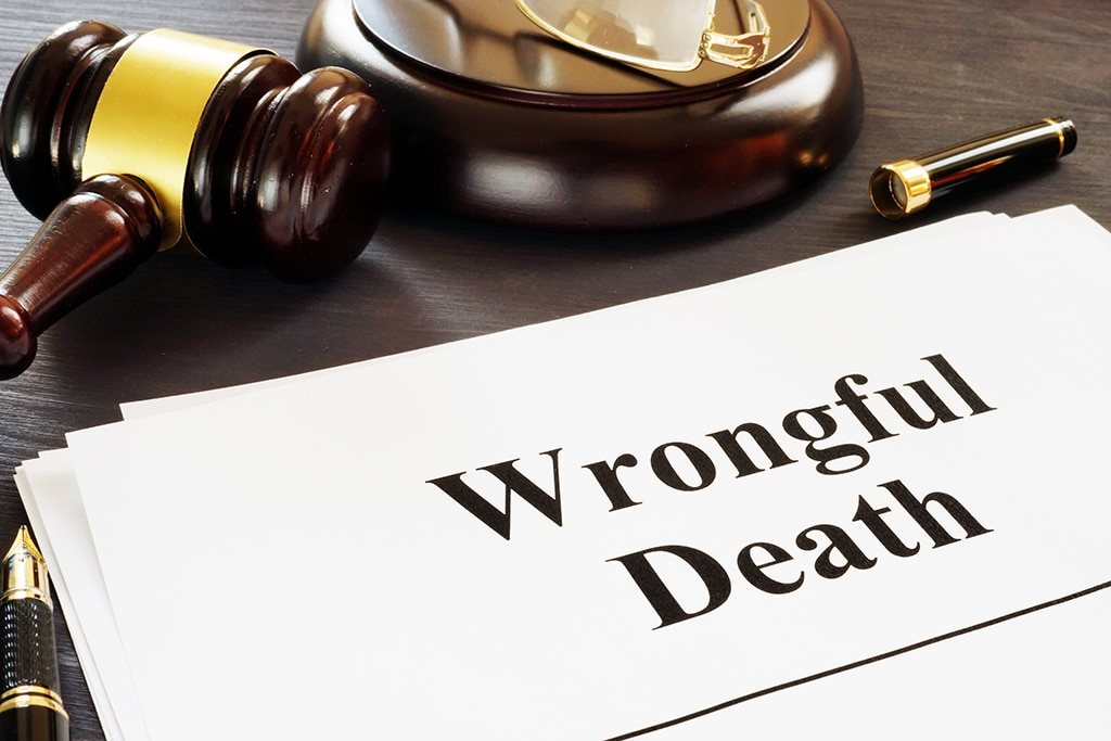 Wrongful Death Lawsuit in Ann Arbor