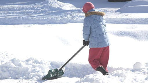 Be Sure Your Sidewalks are Kept Clear of Snow and Ice Cautions Livonia Attorney Terry Cochran